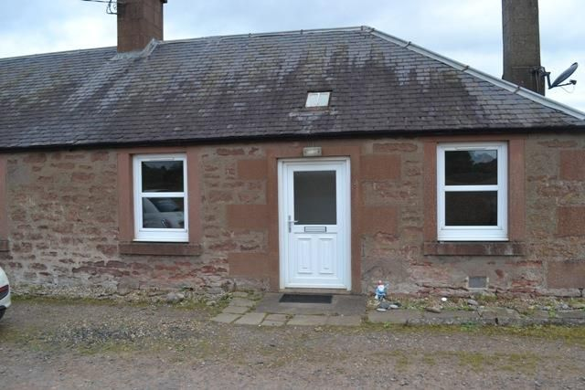 Thumbnail End terrace house to rent in Meigle, Blairgowrie