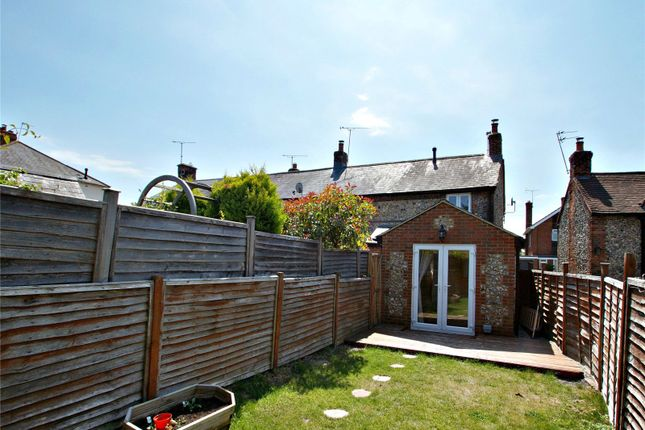 Thumbnail End terrace house to rent in Station Road, Chinnor, Oxfordshire