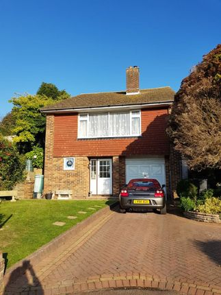 Thumbnail Detached house for sale in 28 Church Vale Road, Bexhill-On-Sea, East Sussex.