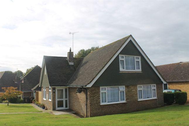Thumbnail Bungalow for sale in Lavant Close, Little Common, East Sussex