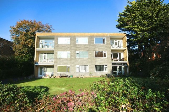 Thumbnail Flat for sale in Queens Court, 7 Marlborough Road, Bournemouth, Dorset