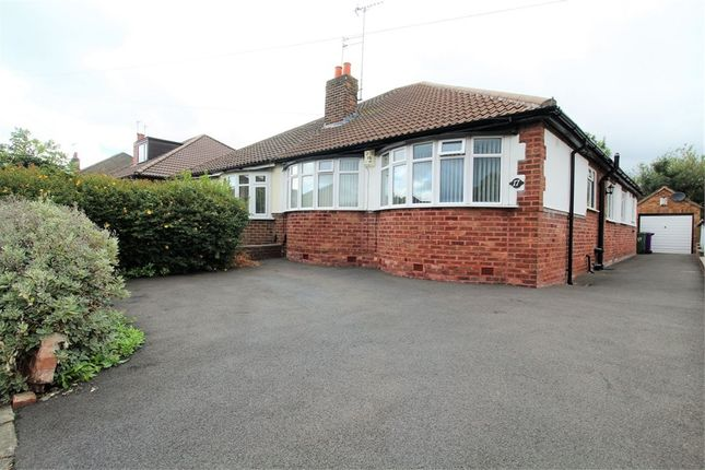 Thumbnail Semi-detached bungalow for sale in Vyner Road North, Gateacre, Liverpool, Merseyside