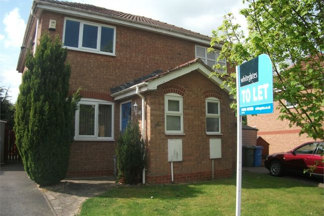 Thumbnail Shared accommodation to rent in Beaufort Way, Worksop, Nottinghamshire