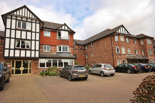 Thumbnail Property for sale in Canterbury Grange, Grove Avenue, Wilmslow