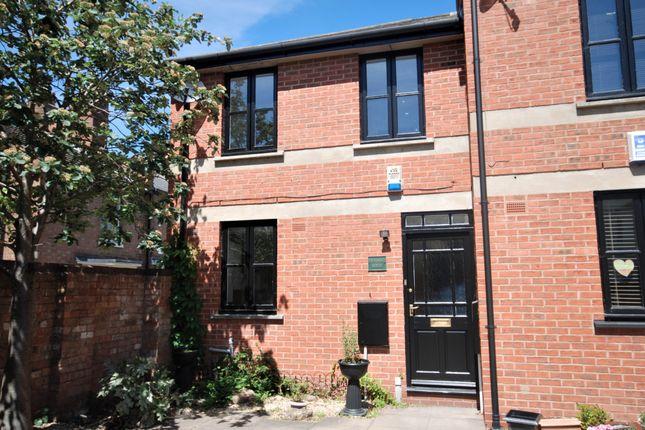 Thumbnail End terrace house for sale in Portland Place West, Leamington Spa