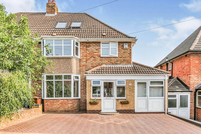 Semi-detached house for sale in Woodford Avenue, Castle Bromwich, Birmingham