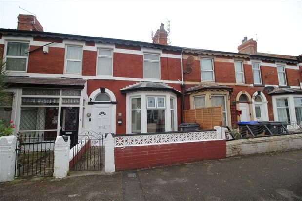 Front of St Heliers Road, Blackpool FY1