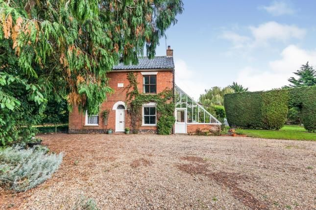 Thumbnail Detached house for sale in North Cove, Beccles, Suffolk