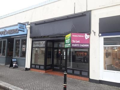 Thumbnail Retail premises to let in Unit 4, Back Quay, Truro