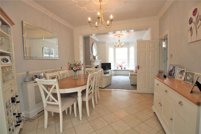 Dining Room of Grangehill Road, London SE9