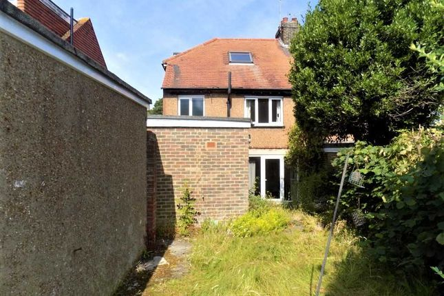 Rear Garden of Carden Avenue, Brighton BN1