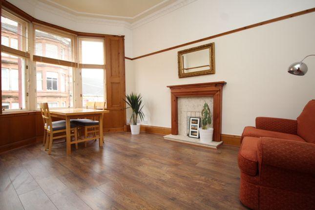 Thumbnail Flat to rent in Gardner Street, Partick