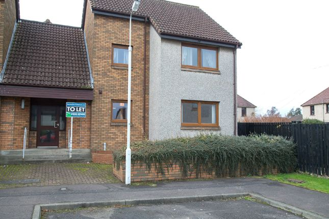 Thumbnail Flat to rent in Oswald Court, Kirkcaldy