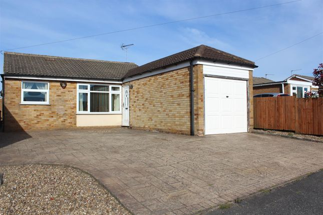 Thumbnail Detached bungalow for sale in Ontario Drive, Selston, Nottingham