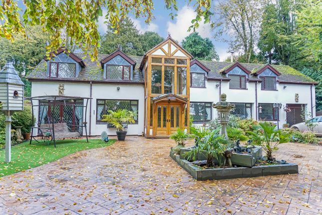 Thumbnail Detached house for sale in The Shrubbery, Elford, Tamworth