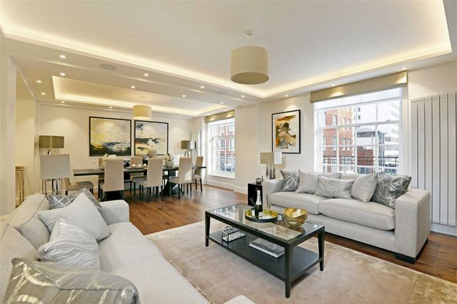 Thumbnail Flat for sale in South Audley Street, London