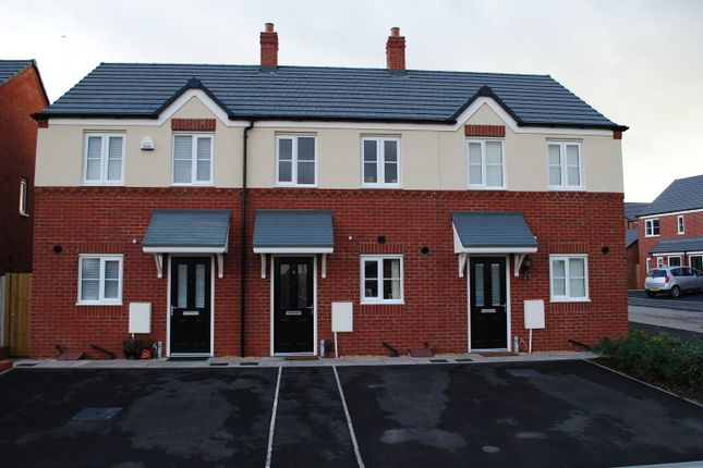 2 bed terraced house to rent in Farmers Gate, Newport