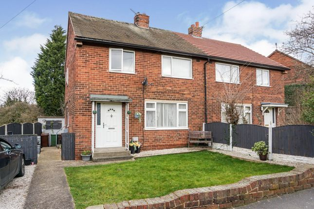 3 bed semi-detached house for sale in Vale Crescent, Knottingley WF11