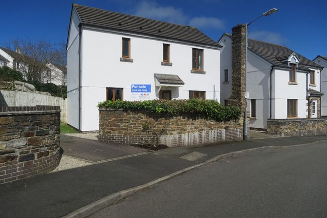 Thumbnail Property for sale in Chyvelah Vale, Gloweth, Truro, Cornwall