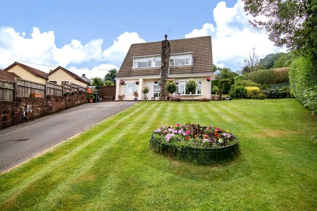 Thumbnail Detached house for sale in Copperfields, Parc Seymour, Caldicot