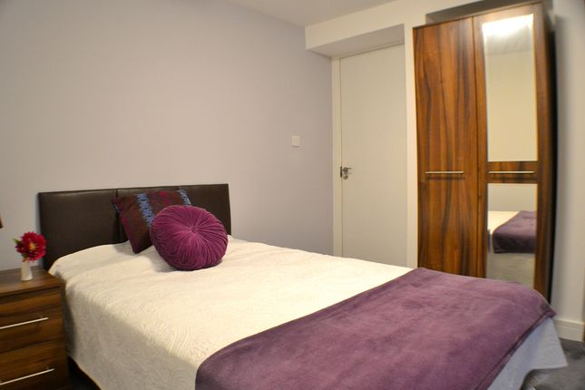 Thumbnail Shared accommodation to rent in The Spot, Osmaston Road, Derby