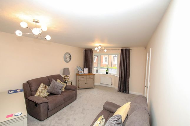 Lounge of St Dominic's Place, Hartshill, Stoke-On-Trent ST4