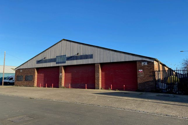Thumbnail Industrial to let in Whitby Street South, Hartlepool