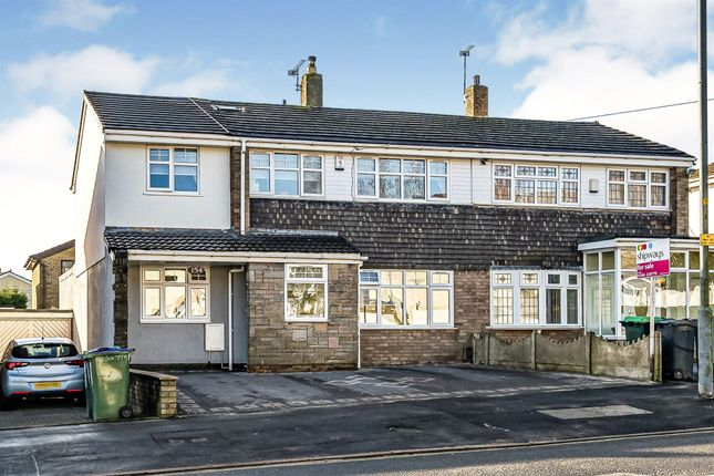 Thumbnail Semi-detached house for sale in Darbys Hill Road, Tividale, Oldbury