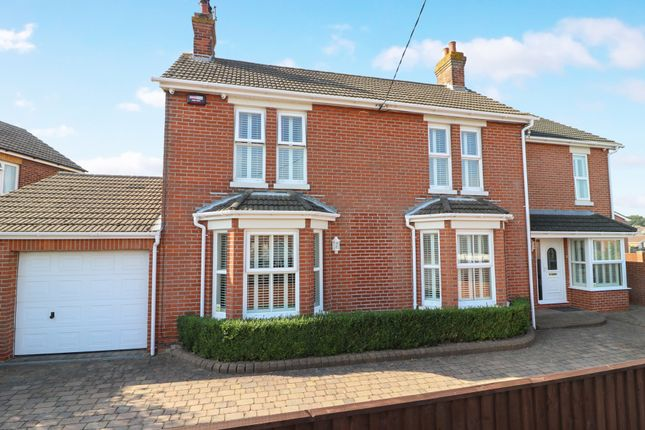 Thumbnail Detached house for sale in Freegrounds Road, Hedge End, Southampton