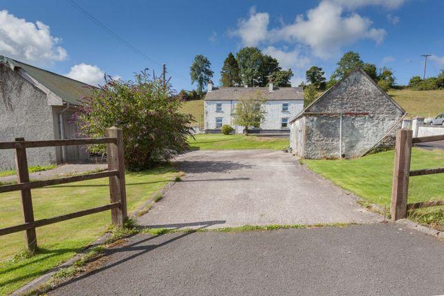 Thumbnail Detached house for sale in Glassdrumman Road, Ballynahinch
