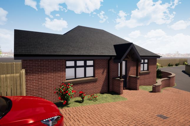 Thumbnail Detached bungalow for sale in Plot 2, New Builds, Haddon Street, Sutton-In-Ashfield