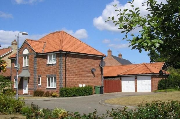 Detached house to rent in The Wrens, Thetford