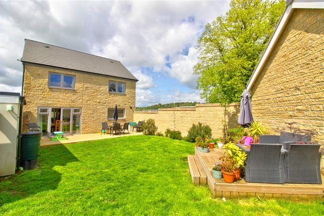 Thumbnail Detached house for sale in Churchill Rise, Axminster