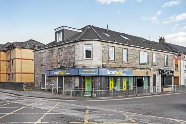 Thumbnail Flat for sale in Old Street, Clydebank, West Dunbartonshire