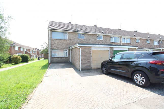 3 bed end terrace house for sale in Trent Drive, Northmoor, Wareham BH20