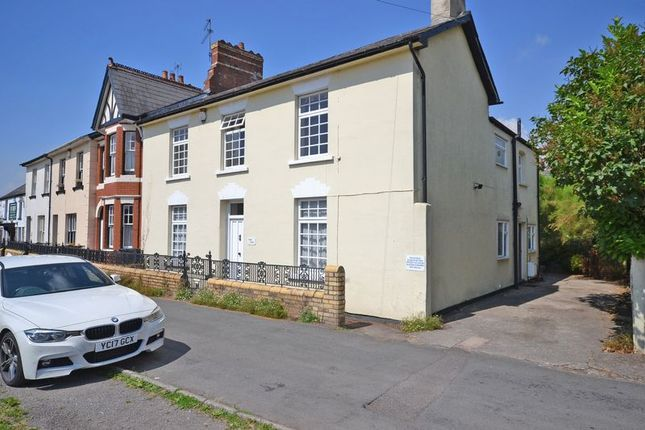 Thumbnail Semi-detached house for sale in Outstanding Period Property, Goldcroft Common, Caerleon