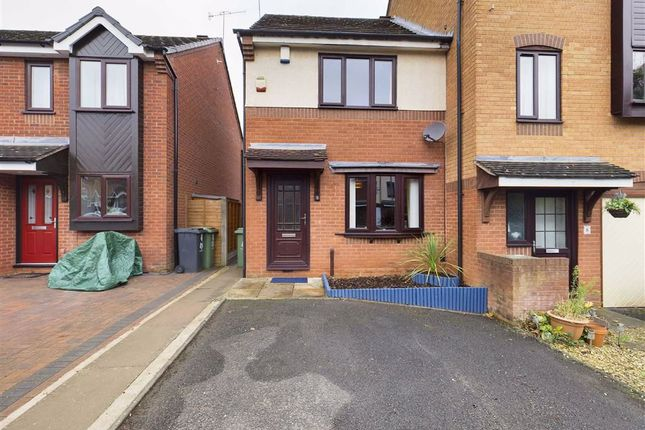 2 bed end terrace house for sale in Race Field, Lyppard Woodgreen, Worcester WR4