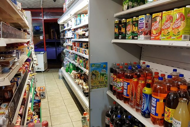 Thumbnail Retail premises for sale in Donaldson Road, Kilburn