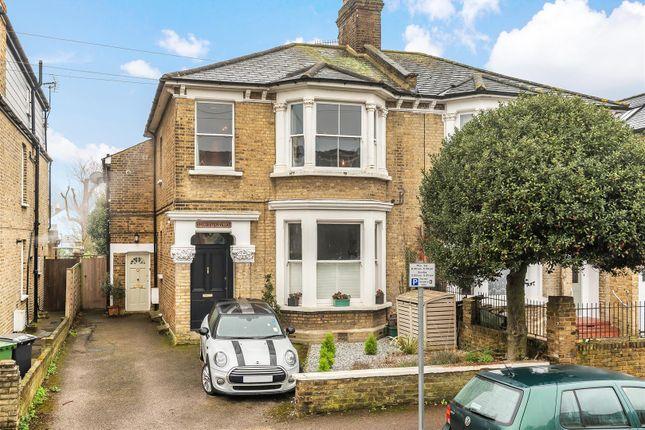 Thumbnail Maisonette for sale in Willow Terrace, Gibbon Road, Kingston Upon Thames