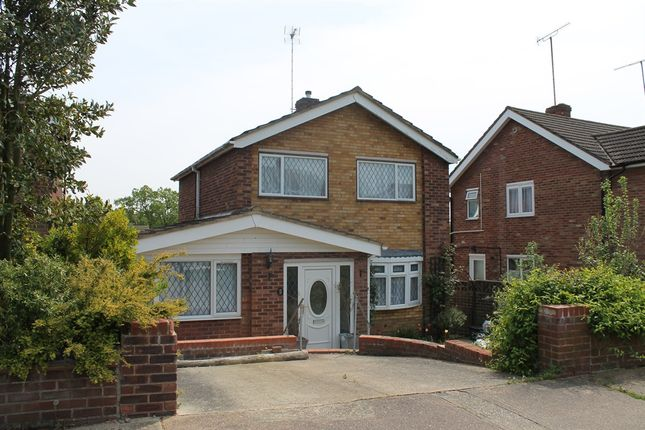 Thumbnail Detached house for sale in Wesley Avenue, Colchester