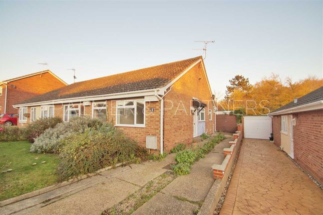 Thumbnail Bungalow for sale in Bracken Way, Abberton, Colchester