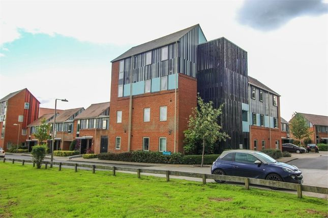 Thumbnail Flat for sale in Canopy Lane, Newhall, Harlow, Essex