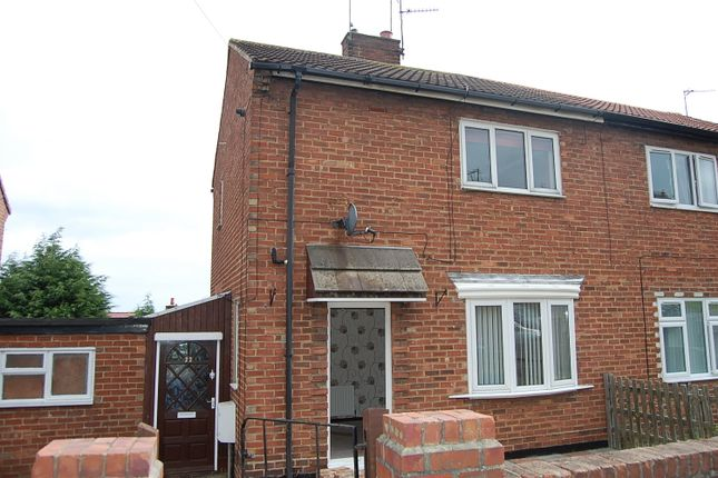 Thumbnail Semi-detached house for sale in Mcguiness Avenue, Peterlee