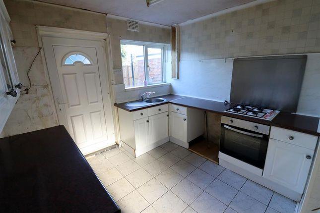 Kitchen of Melrose Drive, St. Helen Auckland, Bishop Auckland DL14
