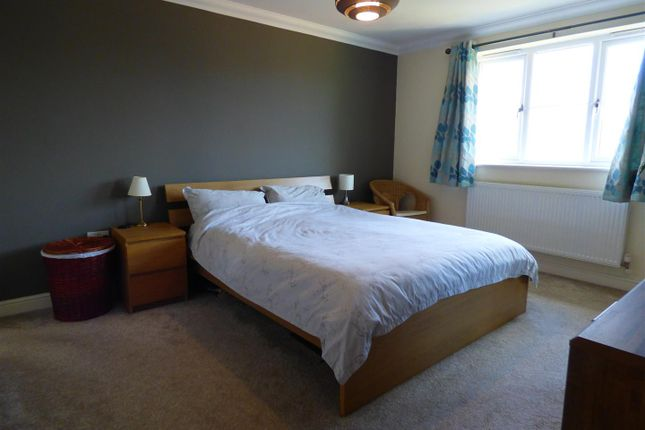 Master Bedroom of Kingsmark Lane, Chepstow NP16