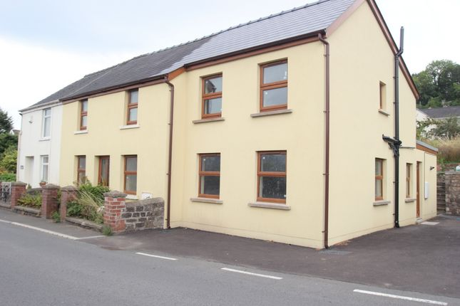 Thumbnail Semi-detached house to rent in Crossroads Cottages, Gilwern