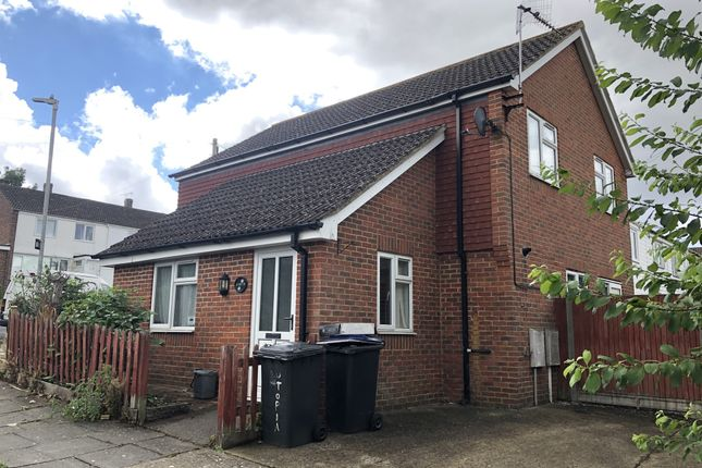 Thumbnail Detached house for sale in Durham Close, Canterbury
