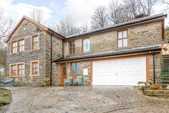 Thumbnail Detached house for sale in Ash Cliffe Cottage, Bacup, Off Dale St, Bacup