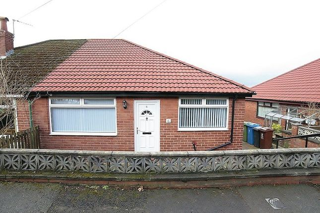 Thumbnail Semi-detached bungalow to rent in New Royd Avenue, Lees, Oldham