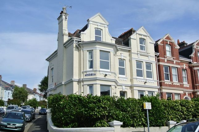 Thumbnail End terrace house for sale in Hermitage Road, Mutley, Plymouth